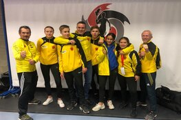 Kenamju Karate behaald drie prijzen tijdens open International de Liège 2019