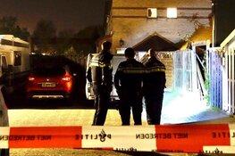 Geschoten op schutting, getuigen gezocht