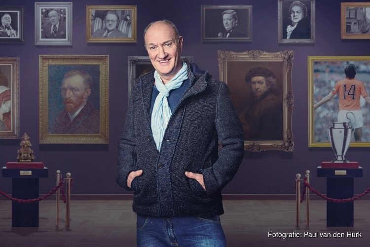 Voorstelling 'beste zanger' Henk Poort Uitverkocht