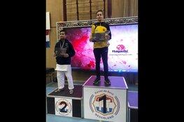 Eenentwintig podium plaatsen voor Kenamju Karate tijdens nk 2019