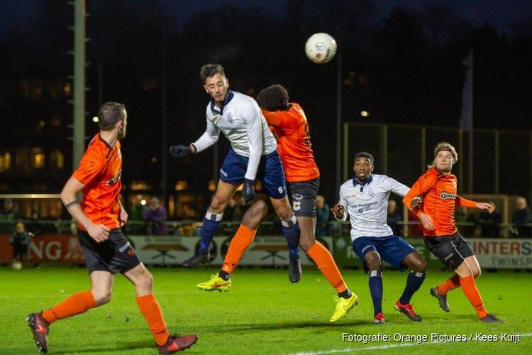Koninklijke HFC koploper af na puntendeling tegen Katwijk