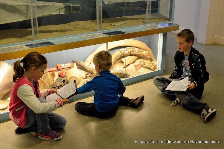 Kerstvakantie in het IJmuider Zee- en Havenmuseum