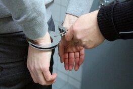 Drie mannen aangehouden met harddrugs