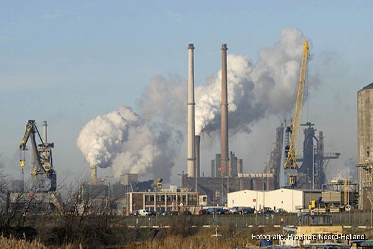 Provincie trekt boetekleed aan: handhaving op uitstoot sinterkoelers Tata Steel ondermaats