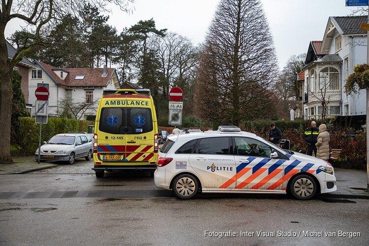 Fietser gewond na aanrijding door auto in Bloemendaal