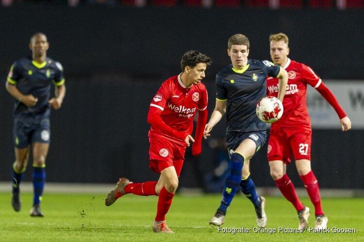 Almere City FC verslaat concurrent Telstar