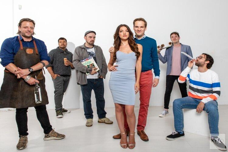 Onvervalste stand-up comedy door de Knock Out Comedy Crew