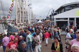 PreSail dit jaar weer in de havens van IJmuiden en Beverwijk