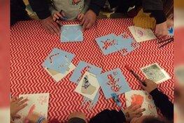 Kinderworkshop tegeltjes versieren | woensdagmiddag 19 februari in het Archeologisch Museum Haarlem