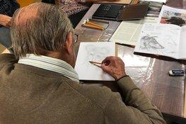 """Nieuwe cursus """"Blijf ontdekken en creëren"""" voor senioren"""