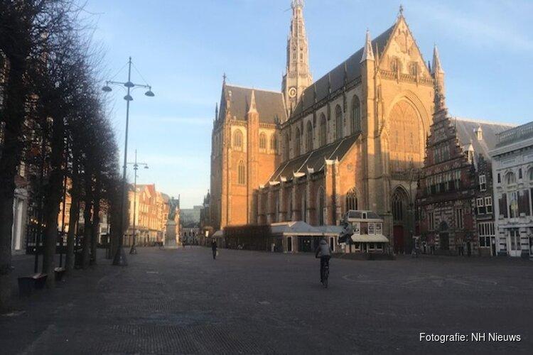 Strenger optreden tegen niet naleven coronamaatregelen in Haarlem