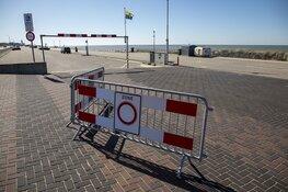 Weer handhavers ingezet tegen ongewenste strandbezoekers Bloemendaal en Zandvoort