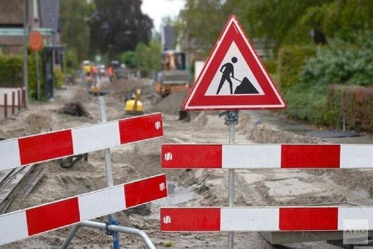Maandenlang werk aan kruisingen in Haarlem-Noord