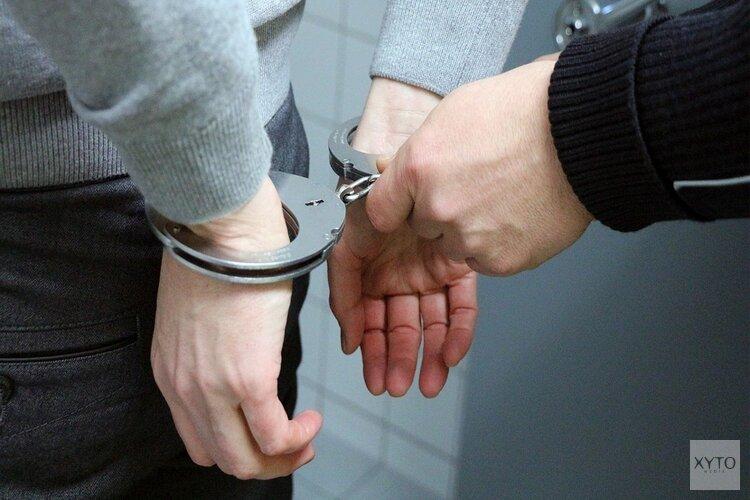 Inbreker aangehouden