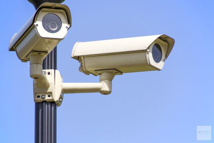 Camera's tegen ernstige overlast jongeren in Schalkwijk