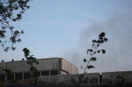 Grote brand Haarlem