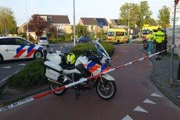 Fietser zwaar gewond bij ongeval Heemskerk