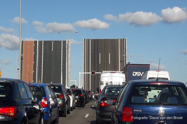 Bruggen in Haarlem vanaf donderdag weer vaker open