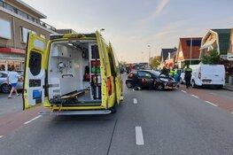 Gewonde bij ongeval Alkmaarseweg Beverwijk