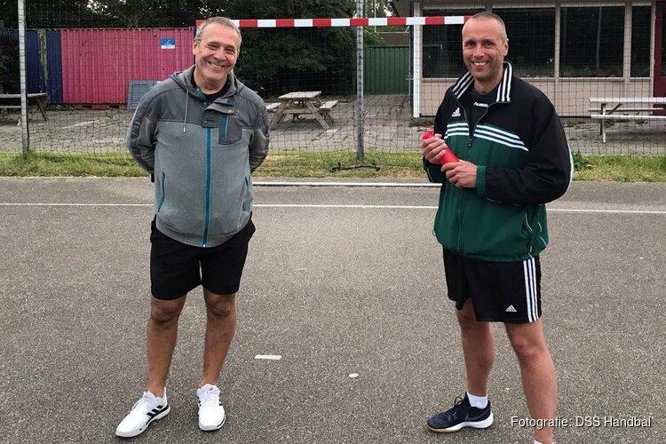 DSS dames 1 start handbalseizoen 2020-2021 met nieuwe trainer én coach