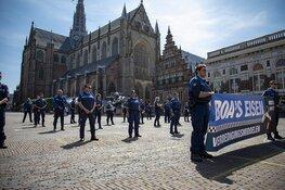 Haarlem vraagt korte wapenstokken aan voor boa's