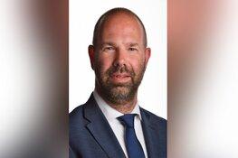 Heemstedenaar Sebastiaan Nieuwland (44) wordt burgemeester van Uitgeest