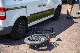 Man op elektrische fiets aangereden in Zandvoort