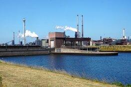 Lokaal FNV IJmond start petitie ter ondersteuning van de werknemers en vakbonden bij Tata Steel in IJmuiden.