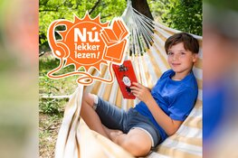 Lekker lezen deze zomer