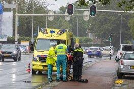 Vrouw gewond na ongeval op de Herenweg in Heemstede