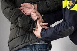 Twee verdachten aangehouden na woninginbraak