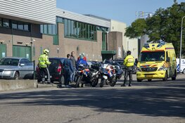 Man gewond bij arbeidsongeval in de Haarlemse Waarderpolder