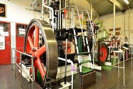 Motorendraaimiddag in IJmuider Zee- en Havenmuseum
