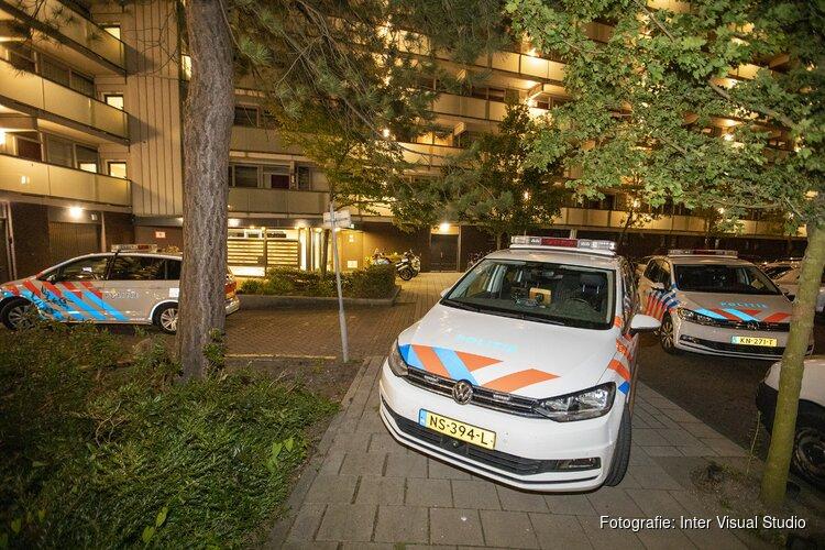 Politie in actie voor incident Forelstraat Haarlem