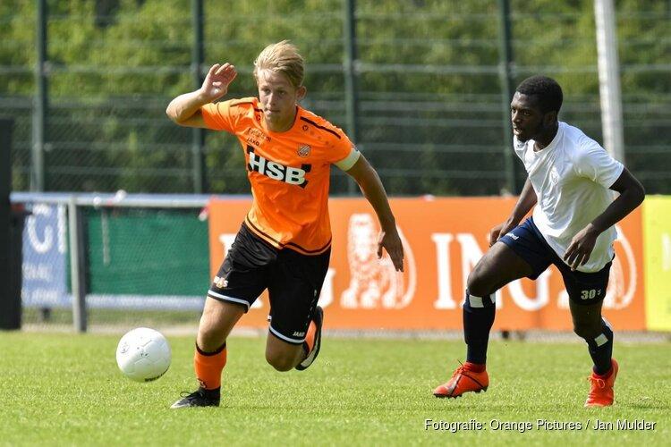 Jong FC Volendam wint ook bij Koninklijke HFC