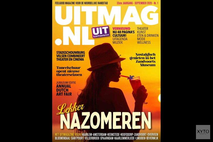 Uitkrant Haarlem lanceert nieuw magazine