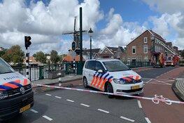 Lichaam gevonden in Spaarne bij Catharijnebrug in Haarlem