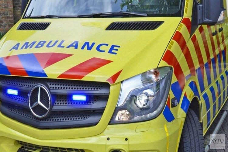 Fietsster gewond na botsing met lijnbus