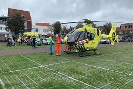 Snorfietser gewond in IJmuiden