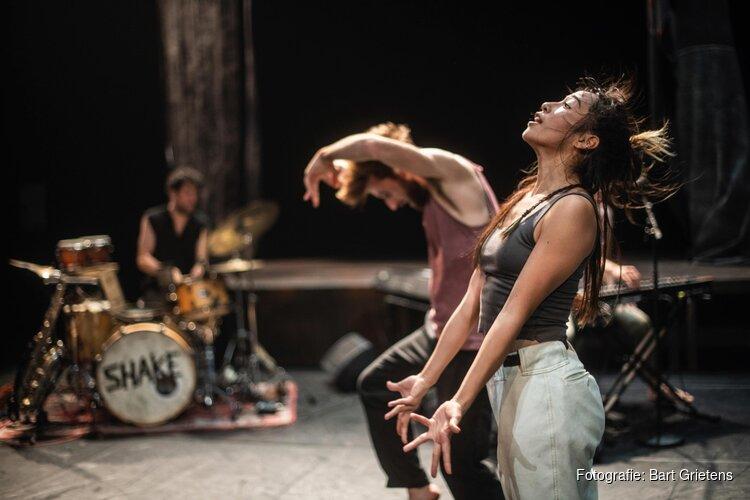 Santpoortse choreograaf JOSEPHINE VAN RHEENEN heeft landelijk succes met het energieke dansconcert Shake Shake Shake