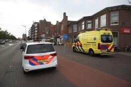 Afslaande automobilist ziet scooterrijder over het hoofd op Spaarndamseweg