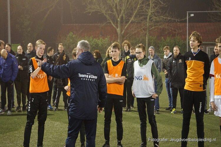 Landelijke jeugdtrainersavond in Haarlem