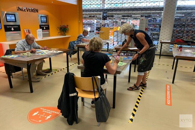 Corona proof - Activiteiten voor senioren in het cultuurhuis