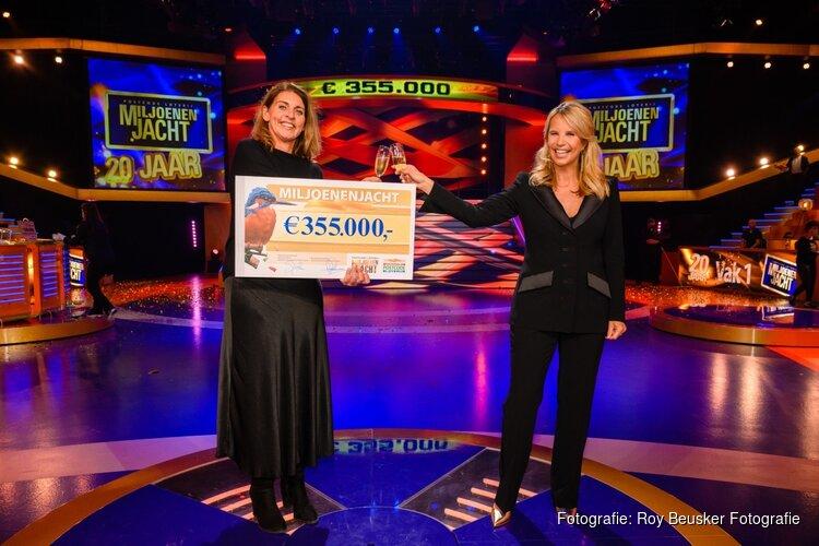 Haarlemse Ellen (52) wint 355.000 euro bij tv-show Miljoenenjacht
