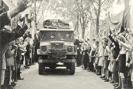 Laatste week tentoonstelling: onvrijheid toen en nu