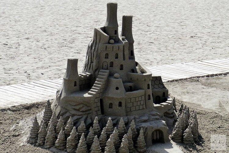"""EK Zandsculpturen 2020 """"Zandvoort goes Wild!"""" wordt Coronaproof expositie!"""