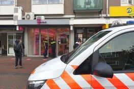 Overval in telefoonwinkel Beverwijk