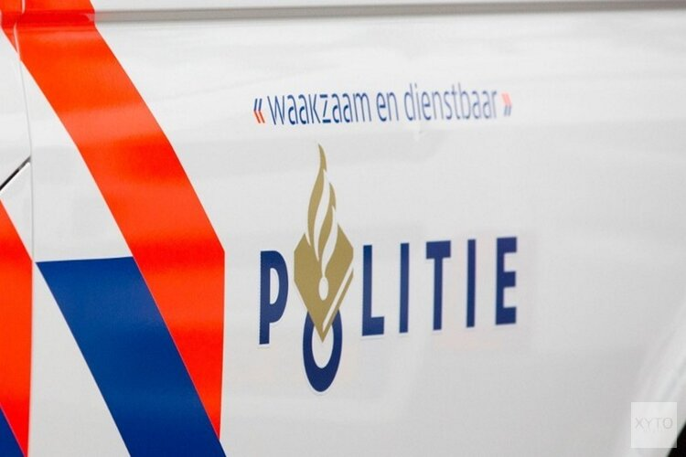 Beroving op de Haarlemmerstraatweg in Haarlem