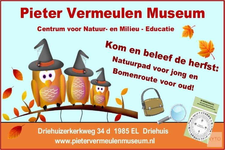 Pieter Vermeulen Museum: Geniet van de herfst tijdens de Bomenroute (7+)