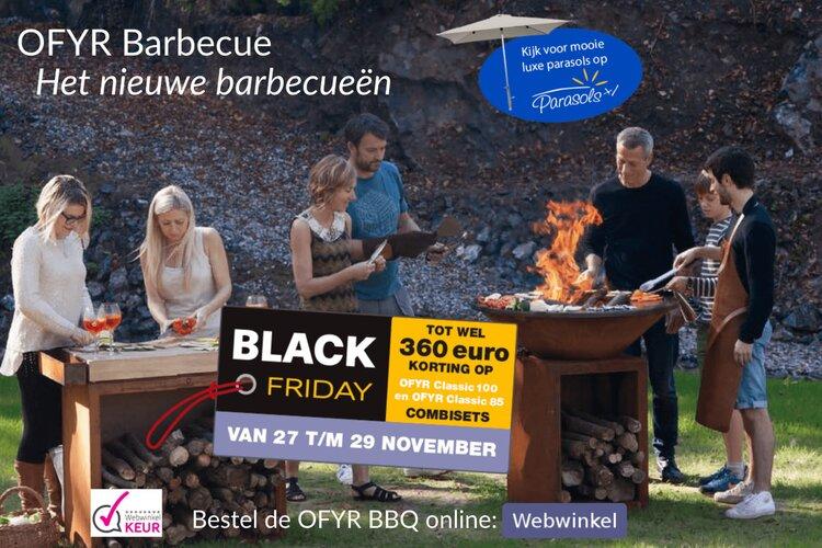 Black Friday-actie bij Barbecues-XL